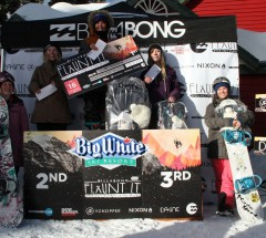 Slopestyle Podium