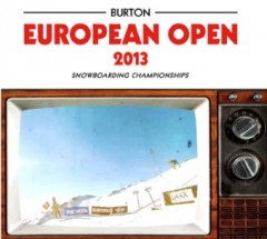 Burton European Open 2013 - Slopestyle