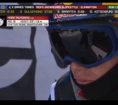 Mark McMoris 1st Run at X Games Tignes - Slopestyle Semi Finals