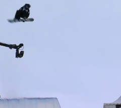 Nathan Johnstone   Semi Final run at the Arctic Challenge Halfpipe 2013   YouTube