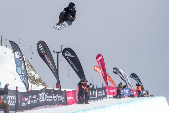 Audi quattro Winter Games NZ set to hit new heights