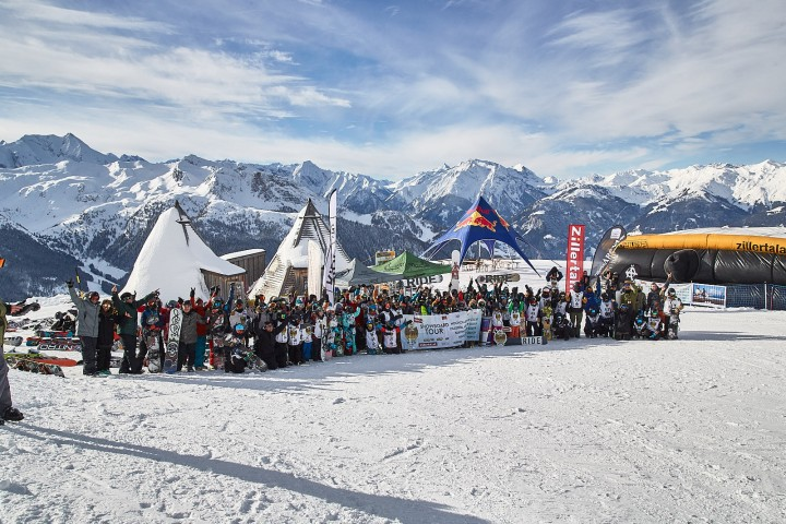 Zillertal VÄLLEY RÄLLEY tour is here with a schedule for the 2019/2020 season!
