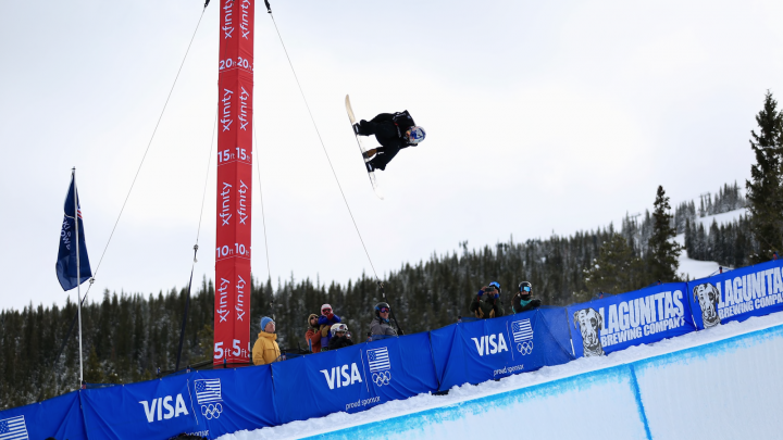 Copper Mountain World Cup will open the halfpipe season