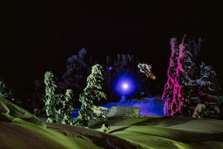 Teton Gravity Research premieres 'Fire on the Mountain' at Visa Big Air presented by Land Rover