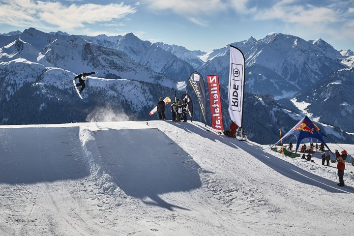 Second stop of the Zillertal VÄLLEY RÄLLEY tour 2019/20 is goin' down this weekend