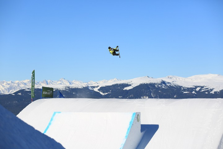 Coady and Khadarin gain their first career slopestyle wins in Seiser Alm World Cup