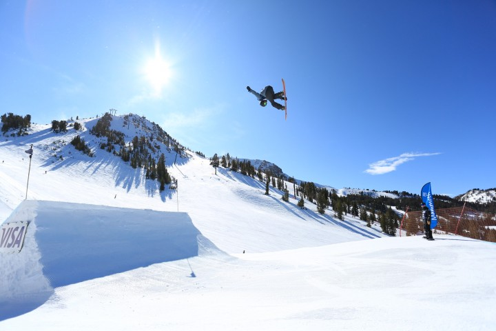 Slopestyle World Cup will hit Mammoth Mountain tomorrow!