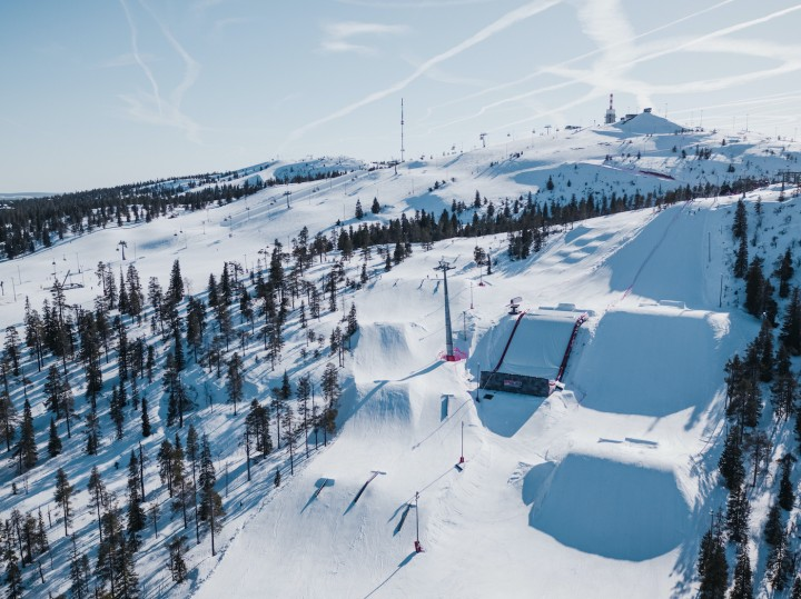 First ever QKLS Rookie Fest will take place in Finnish Ruka Ski Resort!