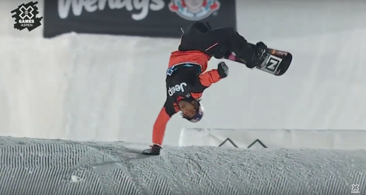 Check out the gold medal videos from this year's X Games Aspen