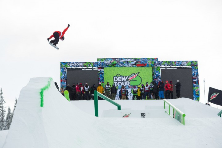 Dew Tour at Copper Mountain saw it all! Check out the highlights