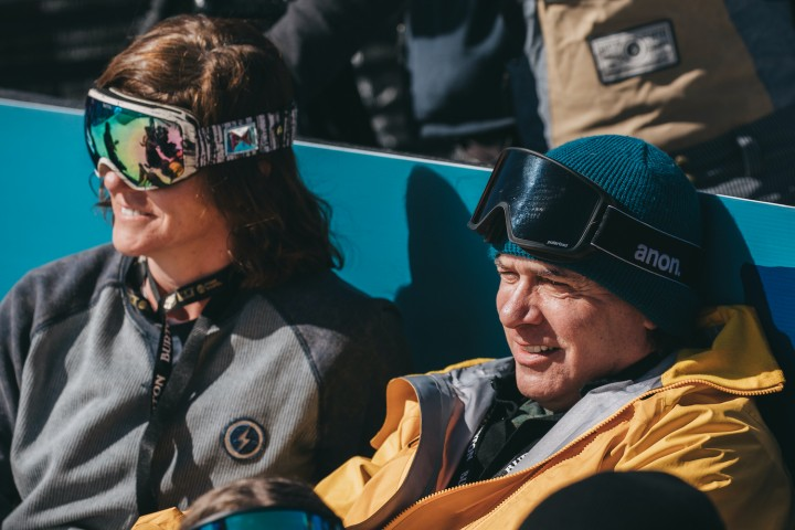 Burton U·S·Open 2020 Celebrations for Jake Burton Carpenter
