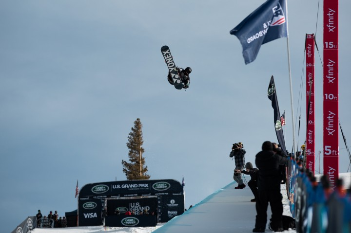 Cai and Totsuka win in Mammoth halfpipe World Cup, Mastro makes history!
