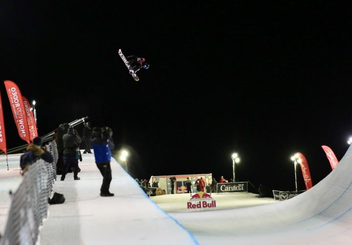Last Halfpipe World Cup contest of the 2019/20 season went down in Calgary