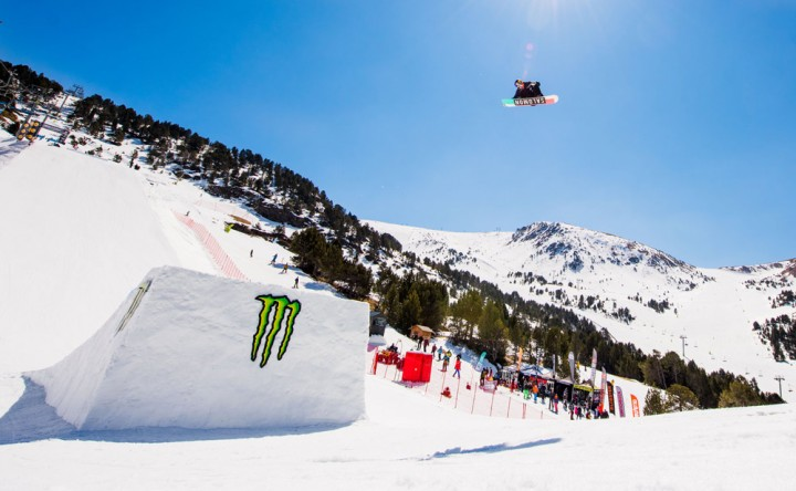 Grandvalira Total Fight brings the biggest freestyle show in southern Europe!