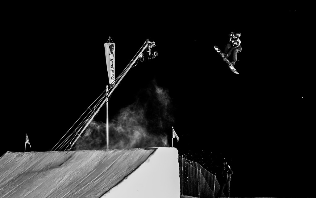 FIS Snowboard World Cup - Kreischberg - big air