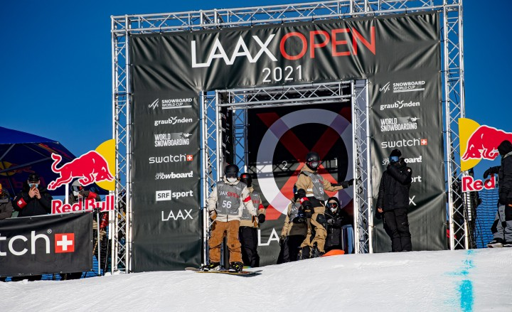 LAAX OPEN 2021 SLOPESTYLE FINALISTS DETERMINED!
