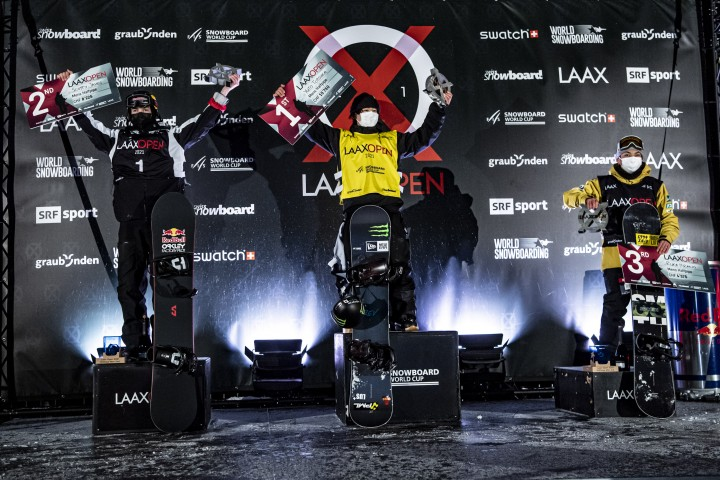 LAAX OPEN HIGHLIGHTS 2021 ON AIR