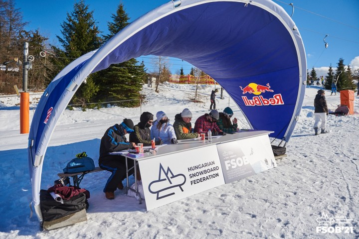 Store13 Snowboard Freestyle & Giant Slalom Hungarian Championship