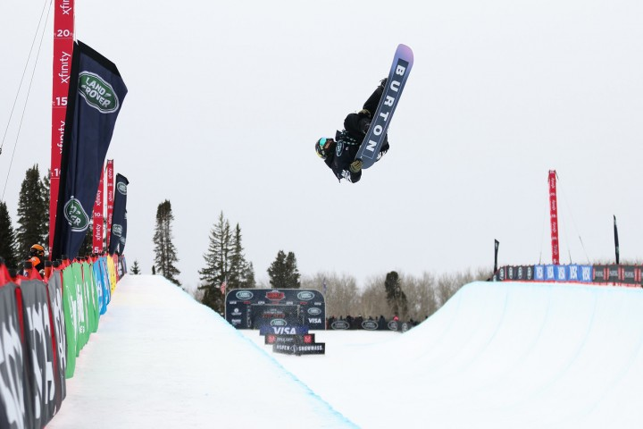 Land Rover US Grand Prix Worldcup Halfpipe & Slopestyle 2021